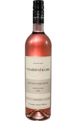 Zweigeltrebe rosé, selection, 2018
